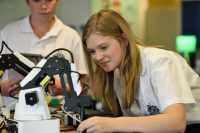 Your school could invest in more STEM equipment by saving on recruitment fees